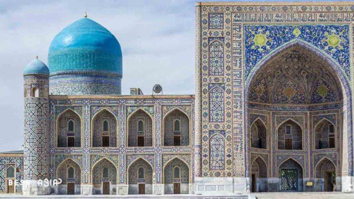 1 de Septiembre 2021   Uzbekistán, 30 años de la independencia de la Unión Soviética