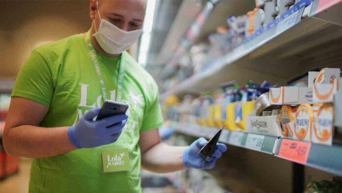 Cabify firma con Carrefour, Dia y Lidl para el reparto de alimentos a través de Lola Market