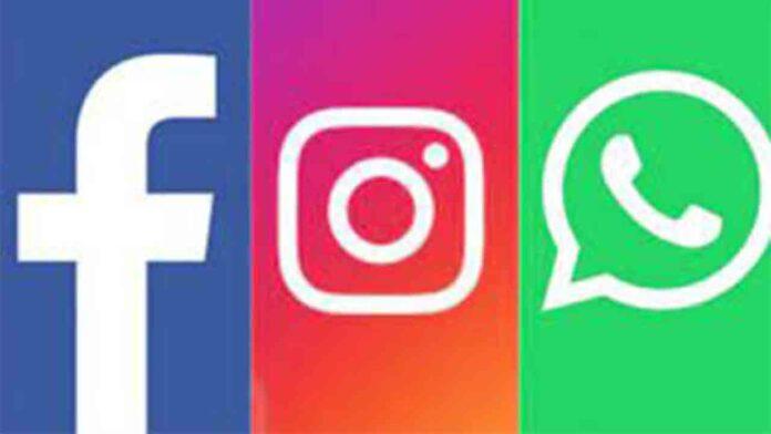 Caen WhatsApp, Facebook e Instagram en todo el mundo
