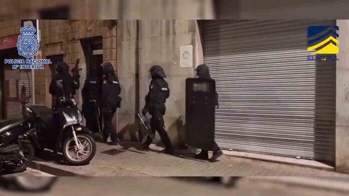 Detenidas cinco personas acusadas de yihadistas
