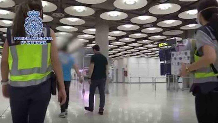 Detenido en Madrid un miembro de Sendero Luminoso