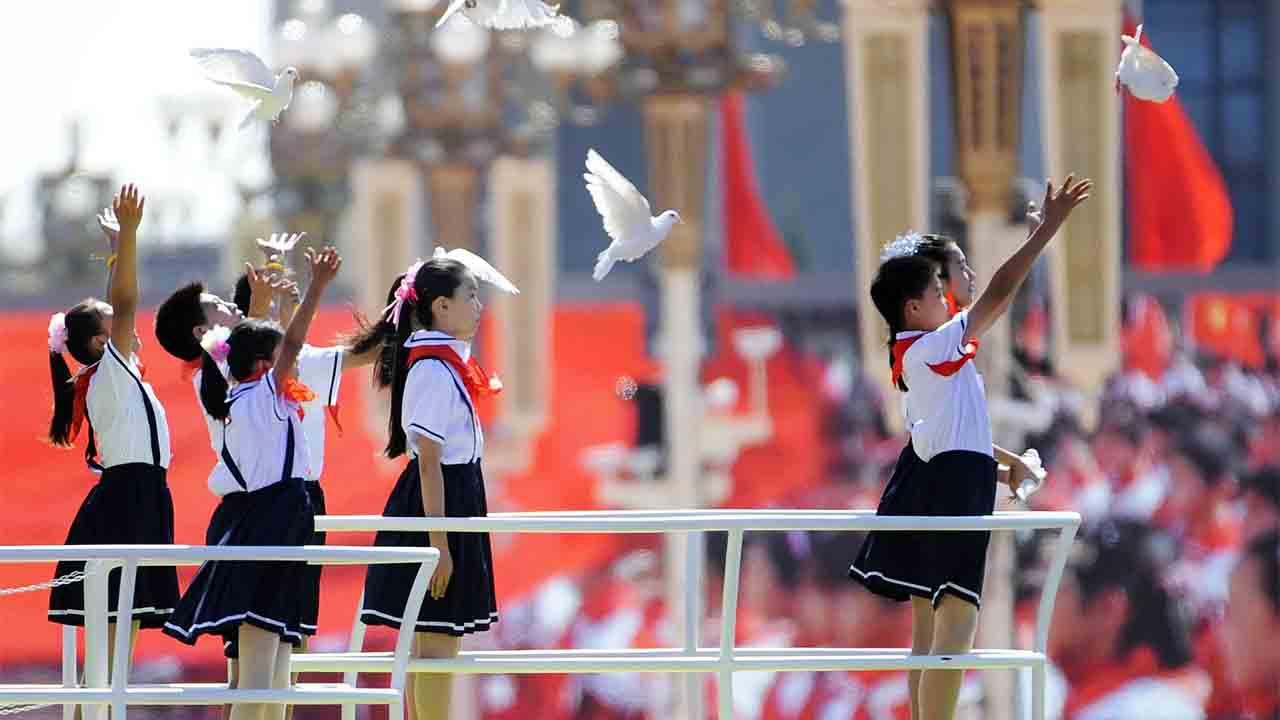 Día Nacional de la República Popular China