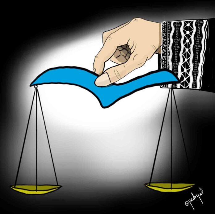 El TS condena a Alberto Rodríguez con dos votos particulares en contra