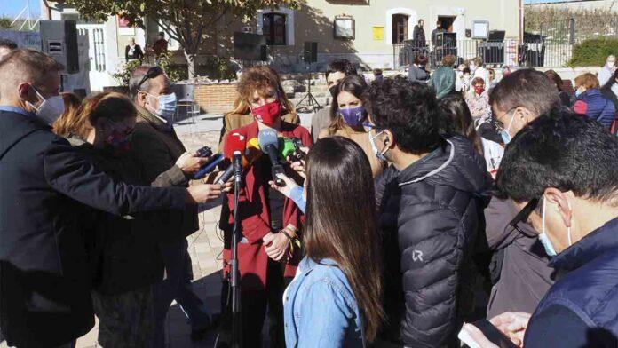 Irene Montero defiende los nuevos miembros de su ministerio
