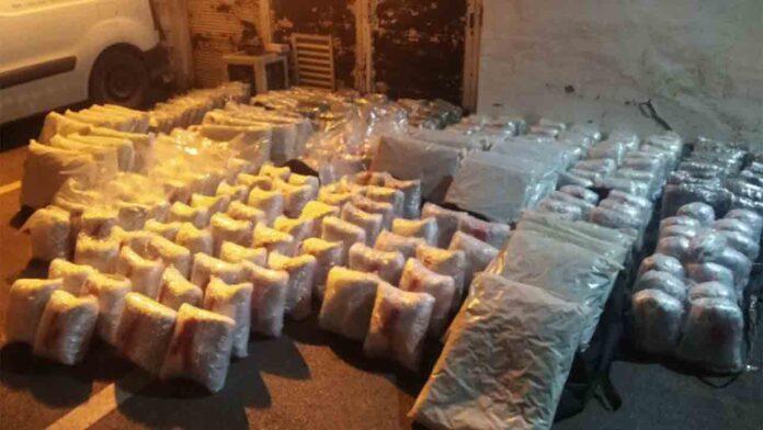 Operativo europeo contra el tráfico de armas y drogas