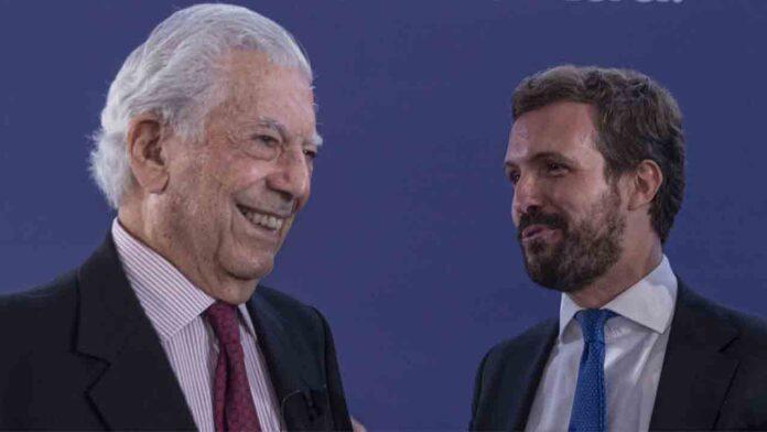 Vargas Llosa también en los Papeles de Pandora